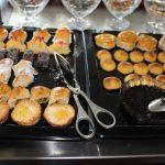 Pequeno-almoço buffet